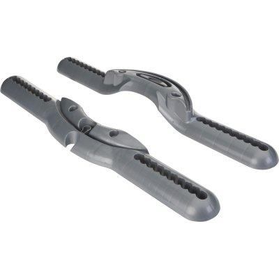 Arches pour baignoire gris Tigex