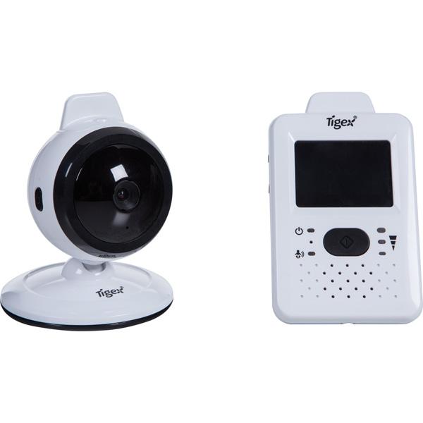 Babyphone baby alarme vidéo écran tactile Tigex
