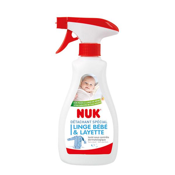 Détachant spécial linge bébé et layette Nuk