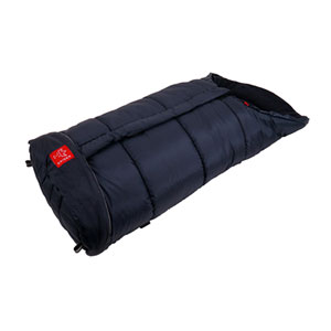 Chancelière iglu thermo fleece marine