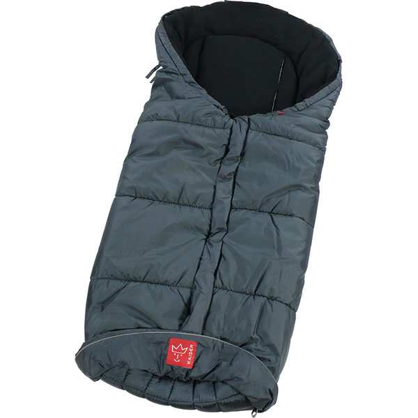 Chancelière iglu thermo fleece anthracite Kaiser
