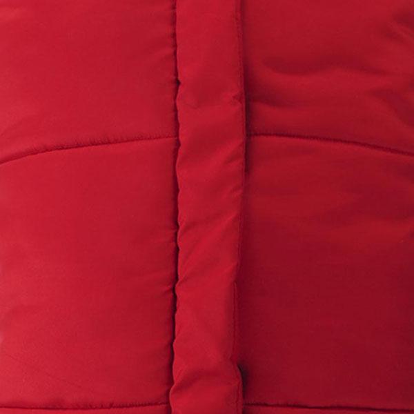 Chancelière multifonctions jooy rouge/beige Kaiser
