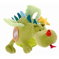 Jouet d'éveil bébé acti-dragon walter
