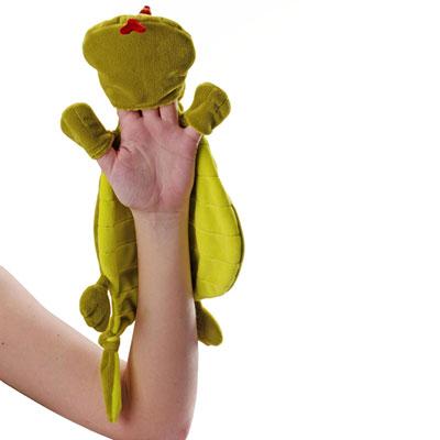 Doudou marionnette walter Lilliputiens