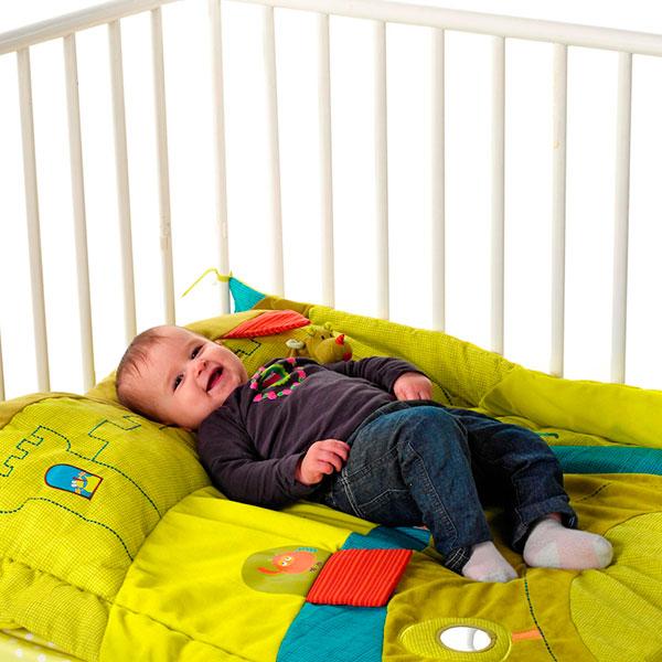 Tapis de parc bébé walter Lilliputiens
