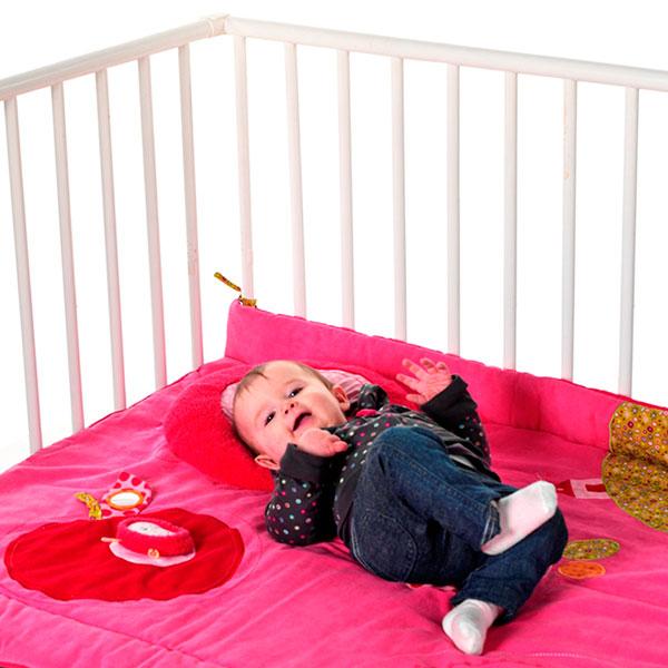 Tapis de parc bébé liz Lilliputiens