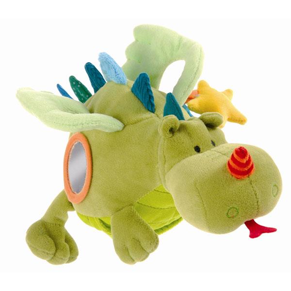 Jouet d'éveil bébé acti-dragon walter Lilliputiens