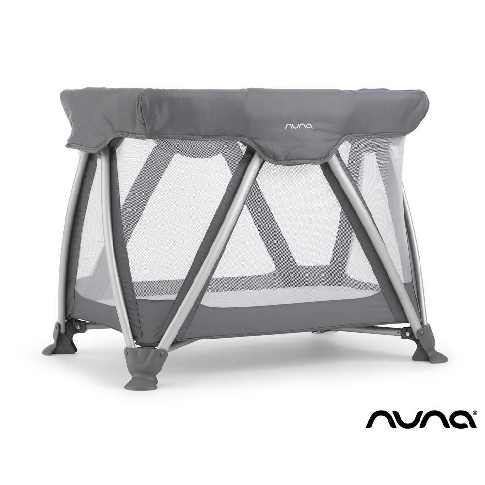 lit parapluie sena gris de nuna chez naturab b. Black Bedroom Furniture Sets. Home Design Ideas