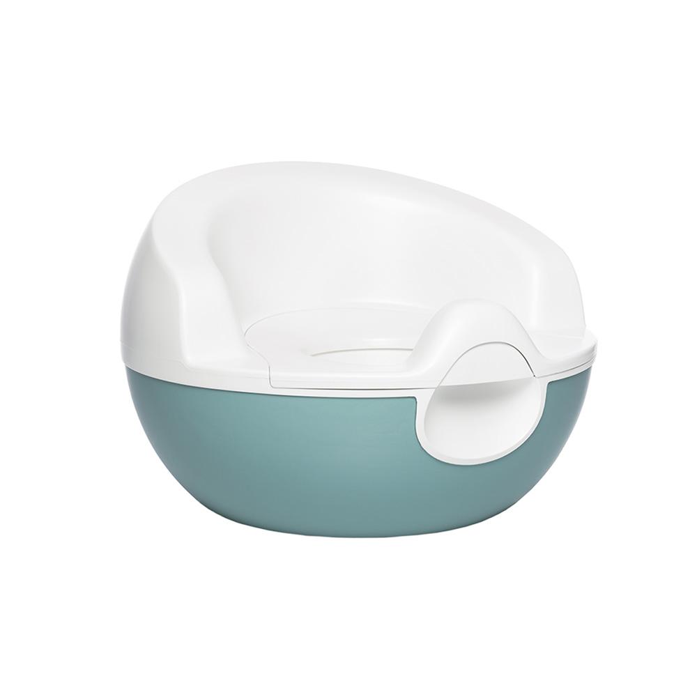 pot d 39 apprentissage potty livr avec 1 rouleau de sac de. Black Bedroom Furniture Sets. Home Design Ideas