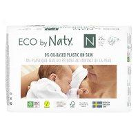 Couches écologiques jetables new born taille 0 (moins de 4.5kg)