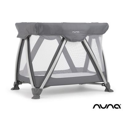 Lit parapluie sena gris Nuna