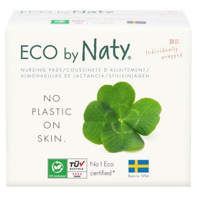 Coussinets d'allaitements 30 pièces Naty