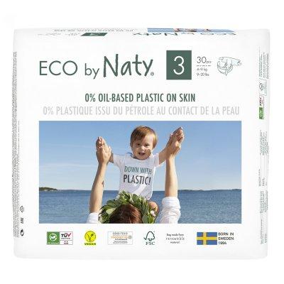 Couche écologique jetables taille 3 4-9kg Naty
