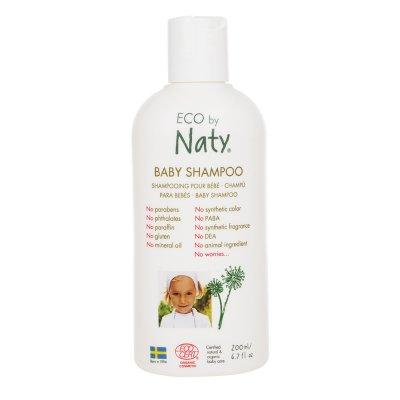 Shampoing bébé 200ml eco by naty Naty