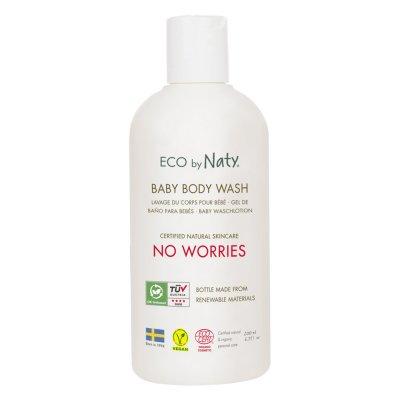 Gel douche bébé 200ml eco by naty Naty