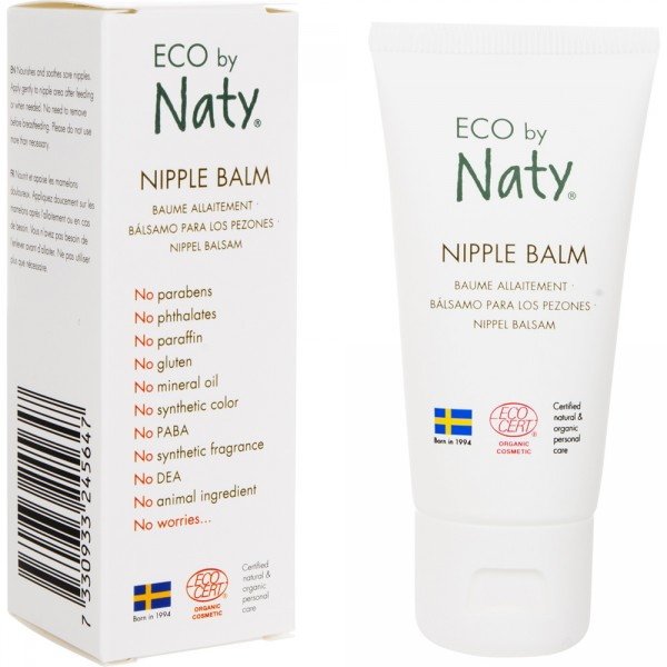 Crème mamelons 30 ml eco by naty