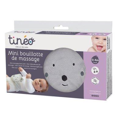 Mini bouillotte de massage p'tit loup Tineo