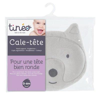 Cale tête bébé ptit loup Tineo