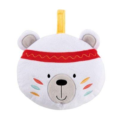 Boite à musique connectée ours Tineo