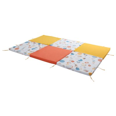 Maxi matelas tapis malin collection c'est chouette Tineo