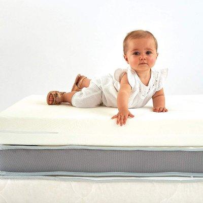 Matelas bébé climatisé 60x120cm Tineo