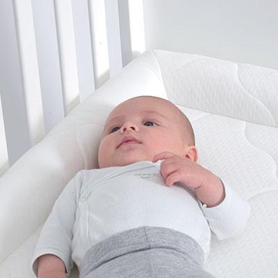 Matelas bébé baby protect 60x120cm Tineo
