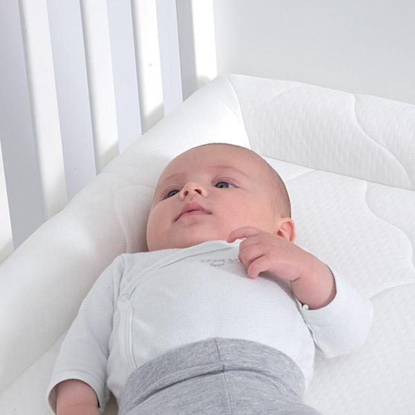 Matelas bébé baby protect 60x120x16cm Tineo