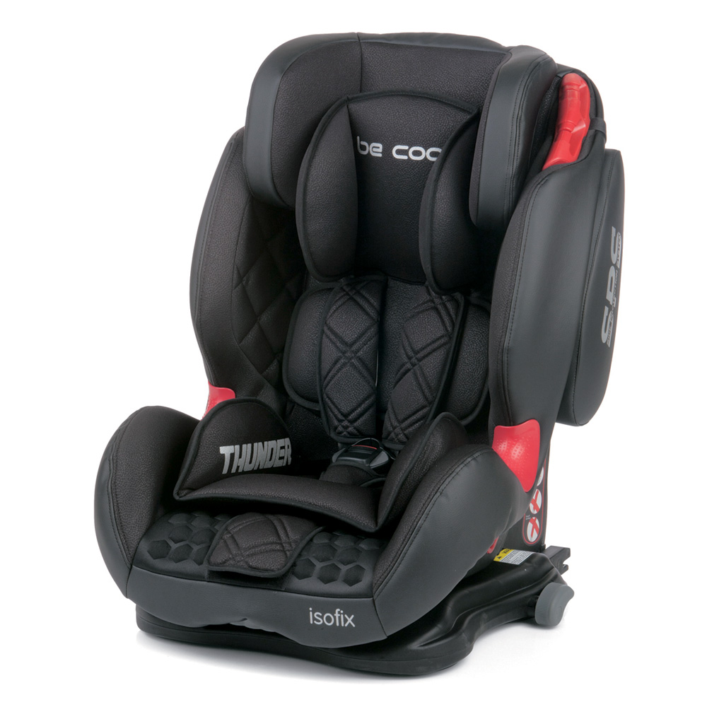 si ge auto thunder isofix meteorite groupe 1 2 3 de be cool sur allob b. Black Bedroom Furniture Sets. Home Design Ideas