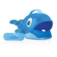 Range jouet de bain baleine