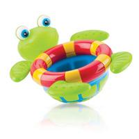 Jouet de bain tortue flottante