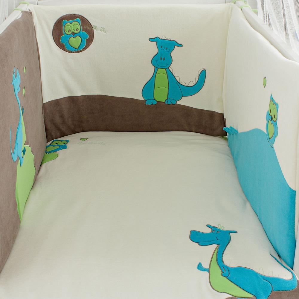 les kinousses edredon b b raconte moi une histoire 90 x 140 cm. Black Bedroom Furniture Sets. Home Design Ideas