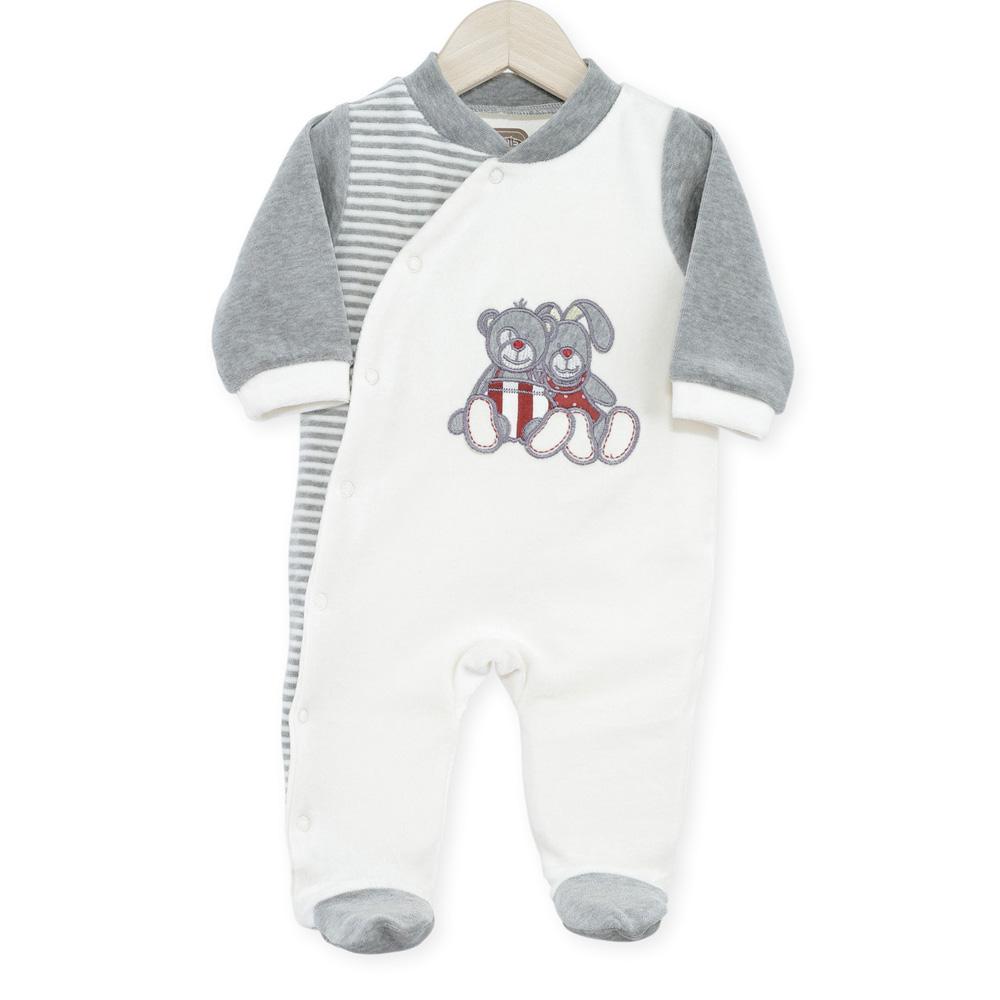 pyjama b b dors bien y praline et caramel 5 sur allob b. Black Bedroom Furniture Sets. Home Design Ideas