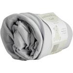 Drap housse 60x120 cm gris