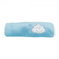 Couverture bébé flanelle 75x100 cm turquoise