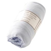 Drap housse 40x80 cm bleu