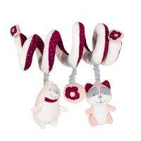 Jouet de lit bébé spirale d'activités kipic & olga