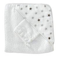 Sortie de bain rêves d'étoiles