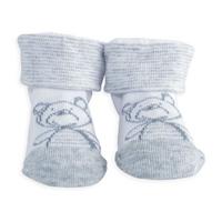 Chaussettes bébé nounours