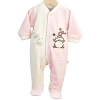 Pyjama dors bien y-lapin fond rose