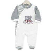 Pyjama bébé dors bien y-praline et caramel