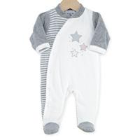 Pyjama bébé étoiles