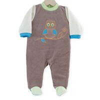 Pyjama bébé hibou