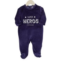 Pyjama dors bien super héros