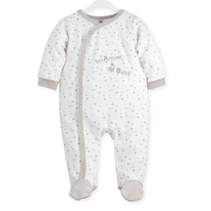 Pyjama bébé dors bien un amour de bébé étoile...