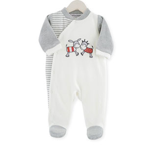 Pyjama bébé dors bien y-ane & vache
