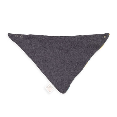 Bavoir bandana meteore Trois kilos sept