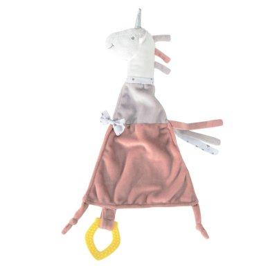 Doudou ophélia la licorne Trois kilos sept