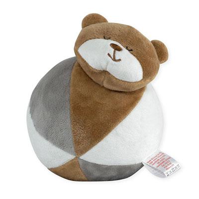 Jouet d'éveil balle doudou gros dodo Trois kilos sept