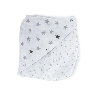 Sortie de bain étoiles Trois kilos sept