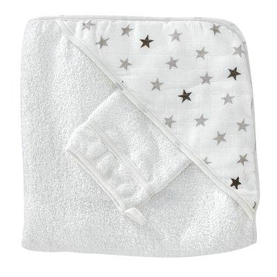 Sortie de bain rêves d'étoiles Trois kilos sept